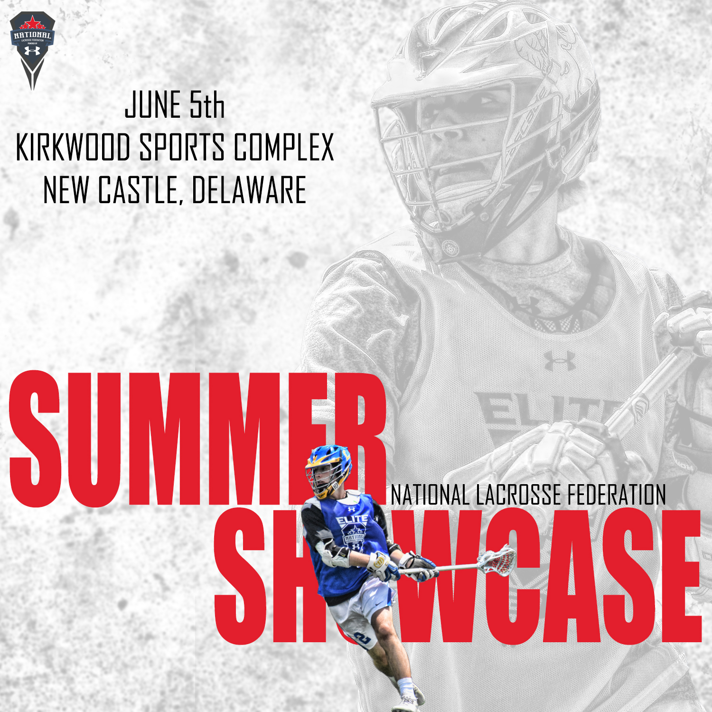 NLF Summer Showcase 2020 Square Graphic
